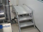Aluminium Überstiege, Sonderlösung
